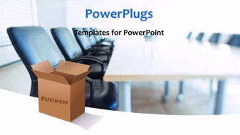 PowerPoint Template - Business at risk